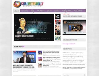 chaiwithmolly.com screenshot