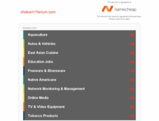 chakari17terium.com screenshot