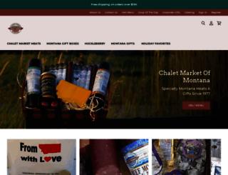 chaletmarket.com screenshot