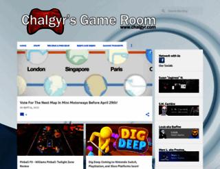 chalgyr.com screenshot