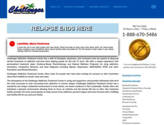 challenges-program.com screenshot
