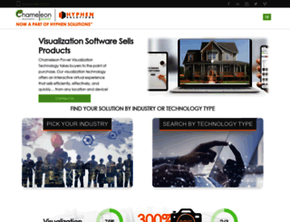 chameleonpower.com screenshot