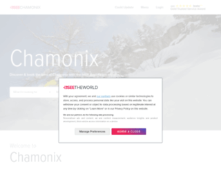 chamonet.com screenshot