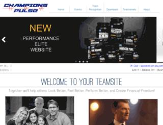 championspulse.com screenshot