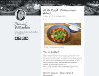 chan-auf-futtersuche.de screenshot