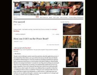 chancealberg.wordpress.com screenshot