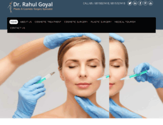 chandigarhcosmeticsurgery.com screenshot
