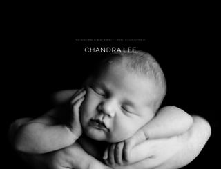 chandraleephotography.com screenshot