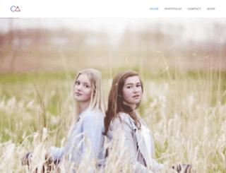 chanelart.nl screenshot