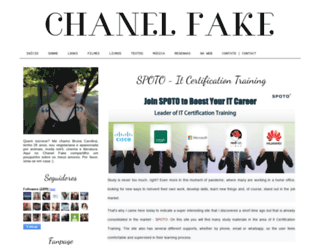 chanelfakeblog.blogspot.com.br screenshot