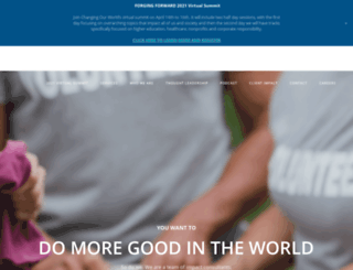 changingourworld.com screenshot