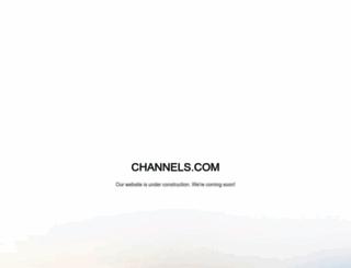 channels.com screenshot