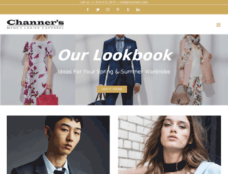channers.ca screenshot