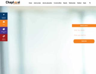 chaploosi.com screenshot