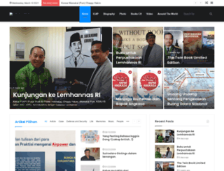 chappyhakim.com screenshot