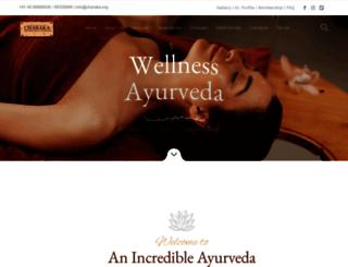 charaka.org screenshot