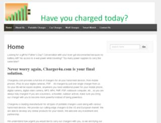 charger4u.com screenshot