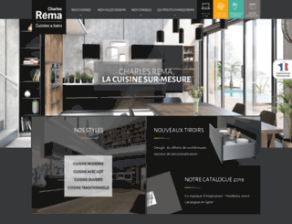 charles-rema.fr screenshot