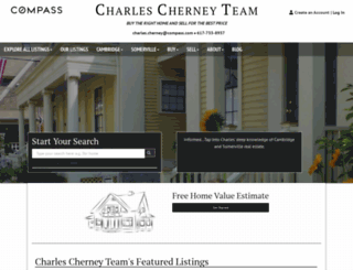 charlescherney.com screenshot