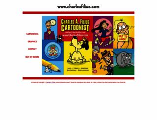 charlesfilius.com screenshot