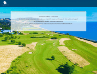 charlesland.com screenshot