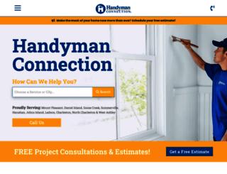 charleston.handymanconnection.com screenshot