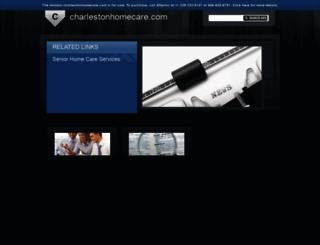 charlestonhomecare.com screenshot