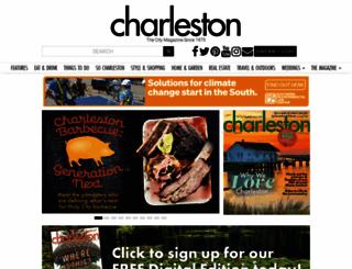 charlestonmag.com screenshot