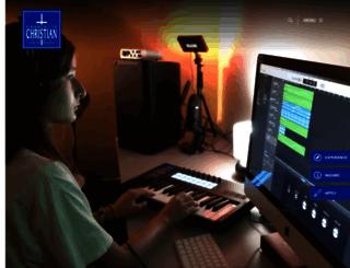 charlottechristian.com screenshot
