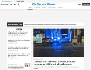 charlotteobserver.com screenshot