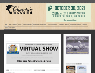 charolaisbanner.com screenshot