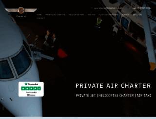charter-a.com screenshot