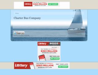 charterbuscompany.tripod.com screenshot