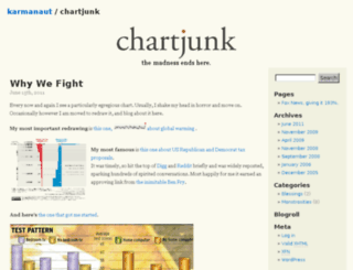 chartjunk.karmanaut.com screenshot