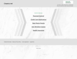chaseco.net screenshot