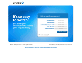 chasegreatrewards.com screenshot