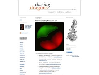 chasingdragons.org screenshot