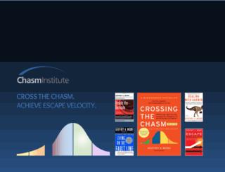 chasminstitute.com screenshot