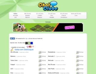 chatbatepapo.com.br screenshot