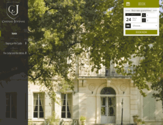 chateau-en-provence.com screenshot