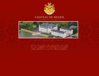 chateaudebeloeil.com screenshot
