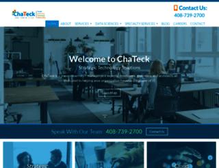chateck.com screenshot