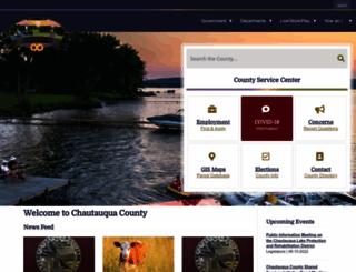 chautauquacounty.com screenshot