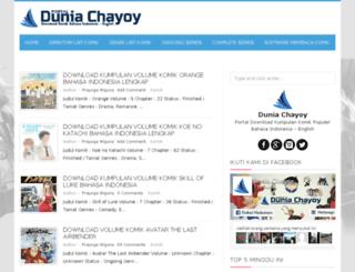 chayoy.blogspot.com screenshot