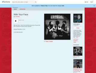 chchmusic.bandcamp.com screenshot