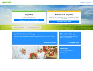 chde.myherbalife.com screenshot