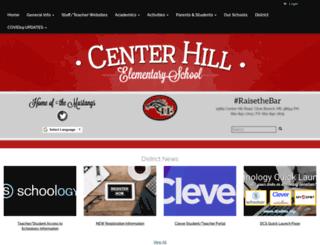 che.desotocountyschools.org screenshot