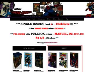 cheap-comics.com screenshot