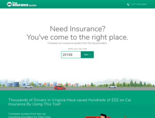 cheapautoinsurance.us.com screenshot