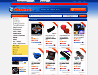 cheapmarkt.com screenshot